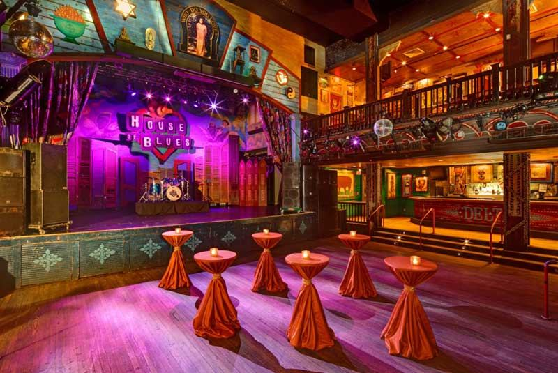 House of Blues New Orleans - 2