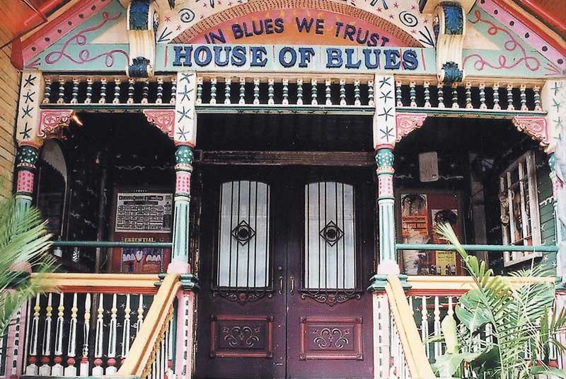 House of Blues New Orleans - 6