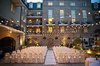 Maison Dupuy Courtyard Weddings - 3