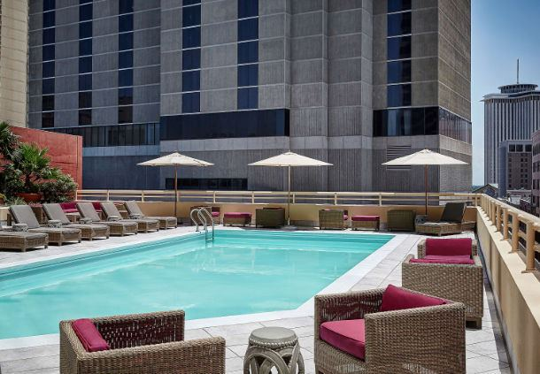 JW Marriott New Orleans - 7
