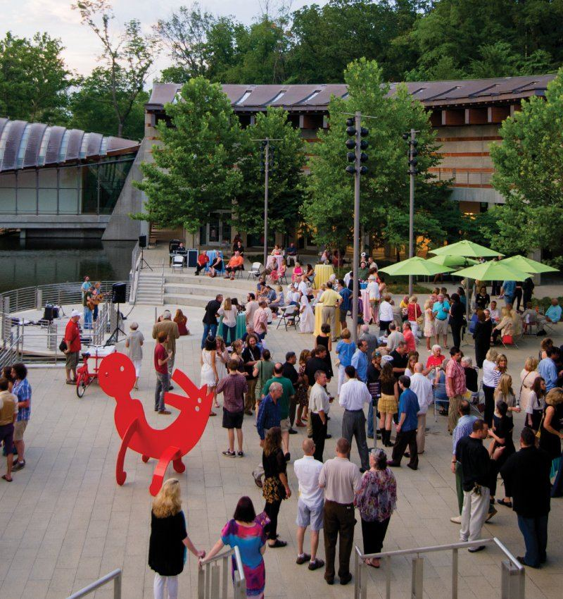 Crystal Bridges Museum of American Art - 7