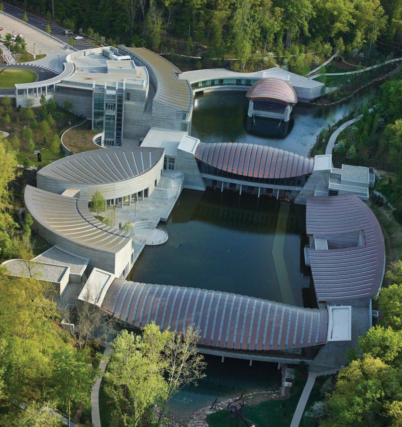 Crystal Bridges Museum of American Art - 1