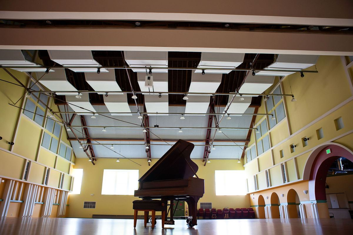 Elley-Long Music Center at Saint Michael's College - 2