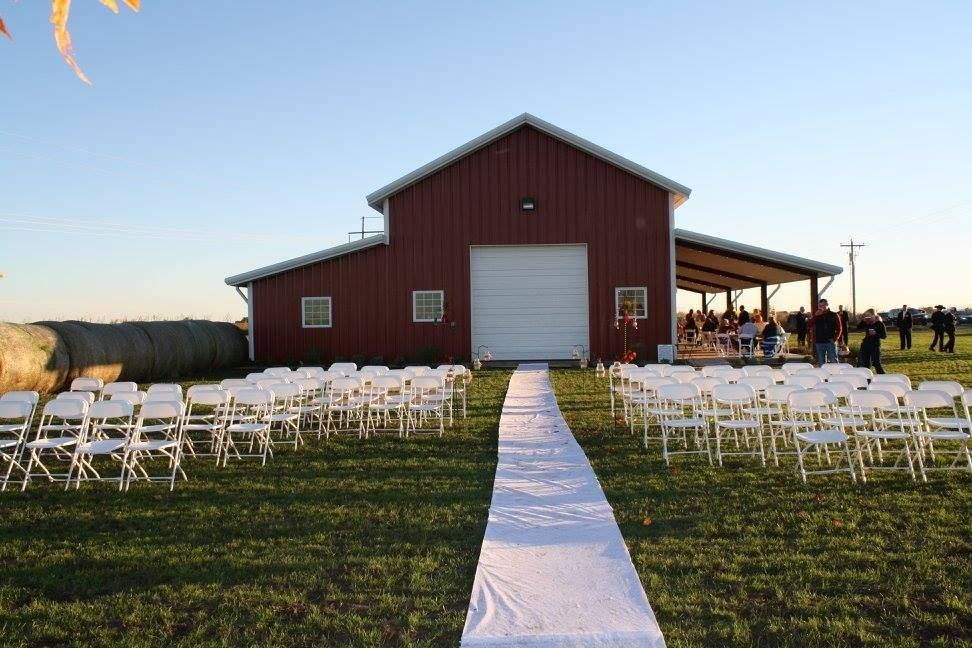 Cimarron Fields Wedding And Event Barn - 7