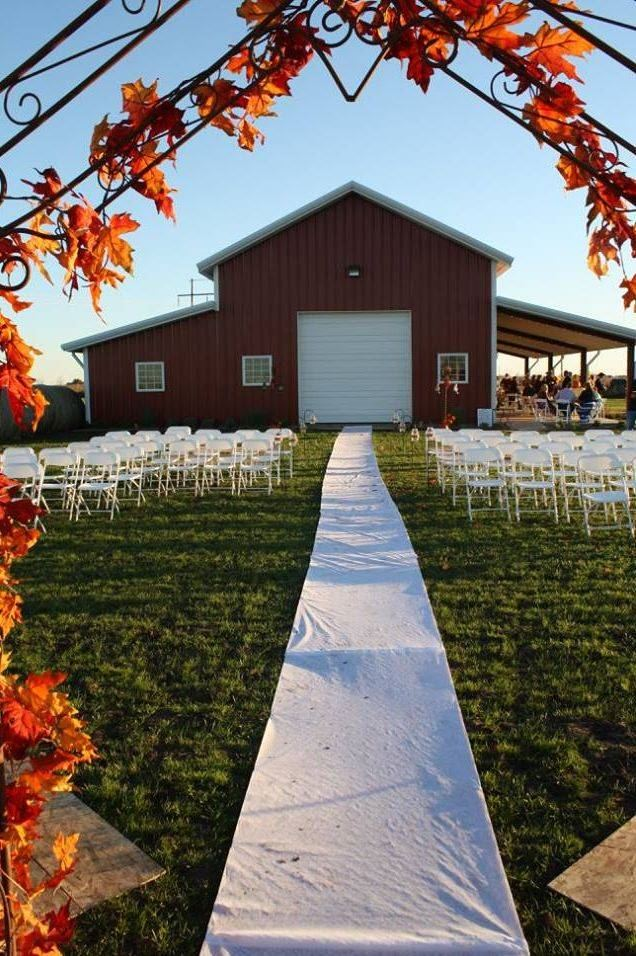 Cimarron Fields Wedding And Event Barn - 5
