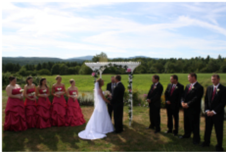 Curtis Farm Outdoor Weddings And Events - 7