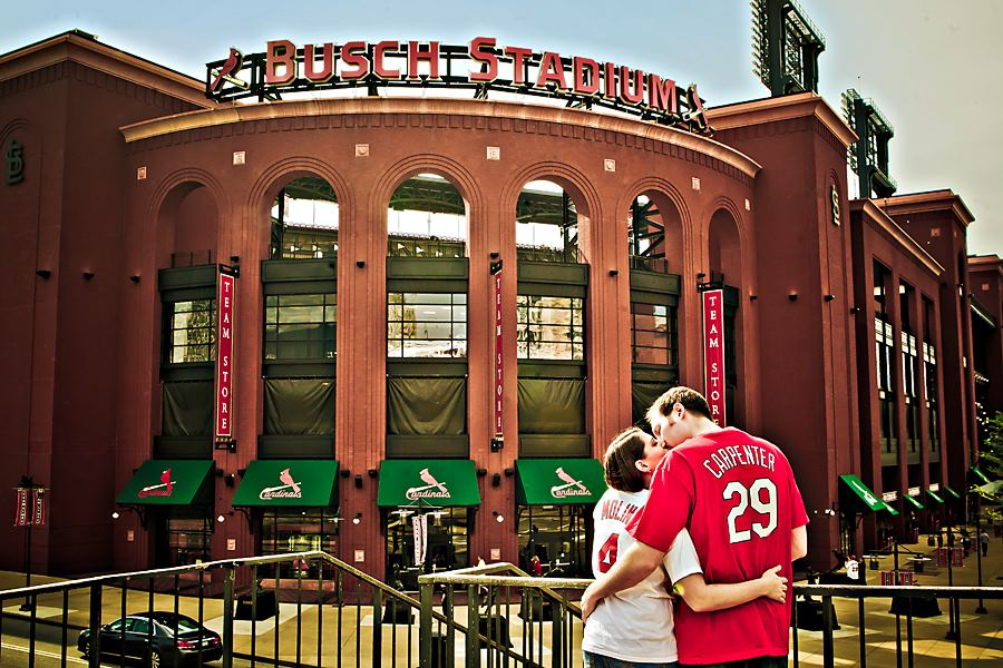 Cardinals Special Events At Busch Stadium - 1