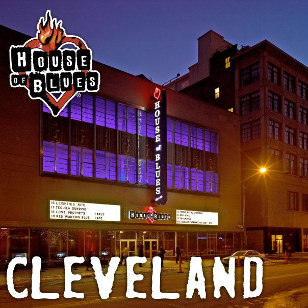 House Of Blues Cleveland - 6