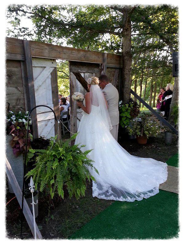 Barnes' Place, Adel, Iowa, Wedding Venue