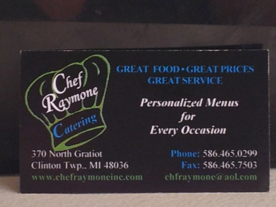 Chef Ramone Catering - 2