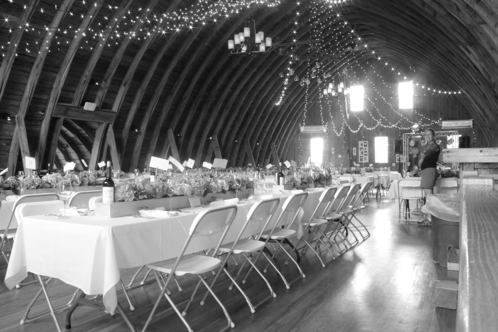 The Barn At Five Lakes Resort, Frazee, Minnesota, Wedding ...
