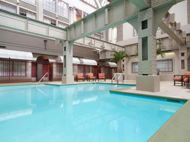 Crowne Plaza Indianapolis-Dwtn-Union Stn - 6