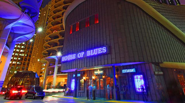 House of Blues Chicago - 1