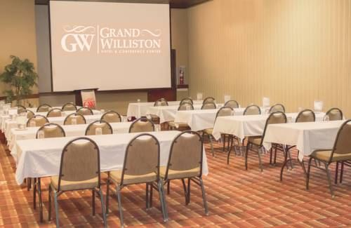 Grand Williston Hotel and Conference Center - 1