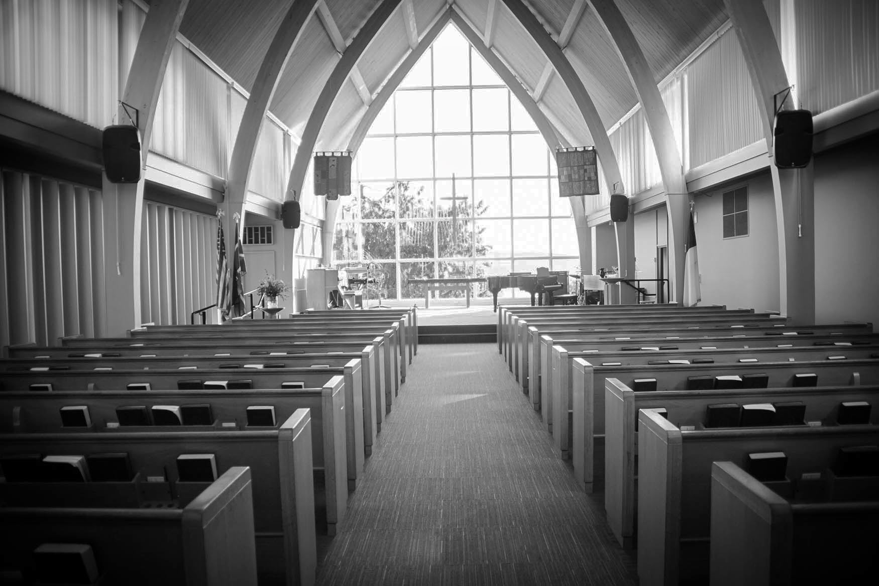 Rainier Beach Presbyterian Church - 1