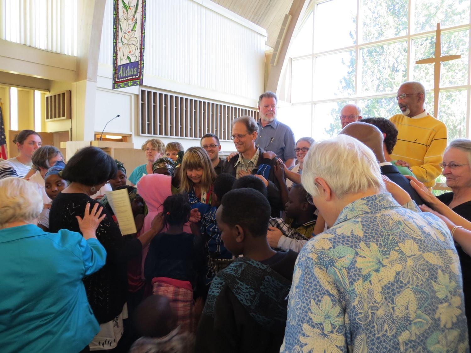 Rainier Beach Presbyterian Church - 4