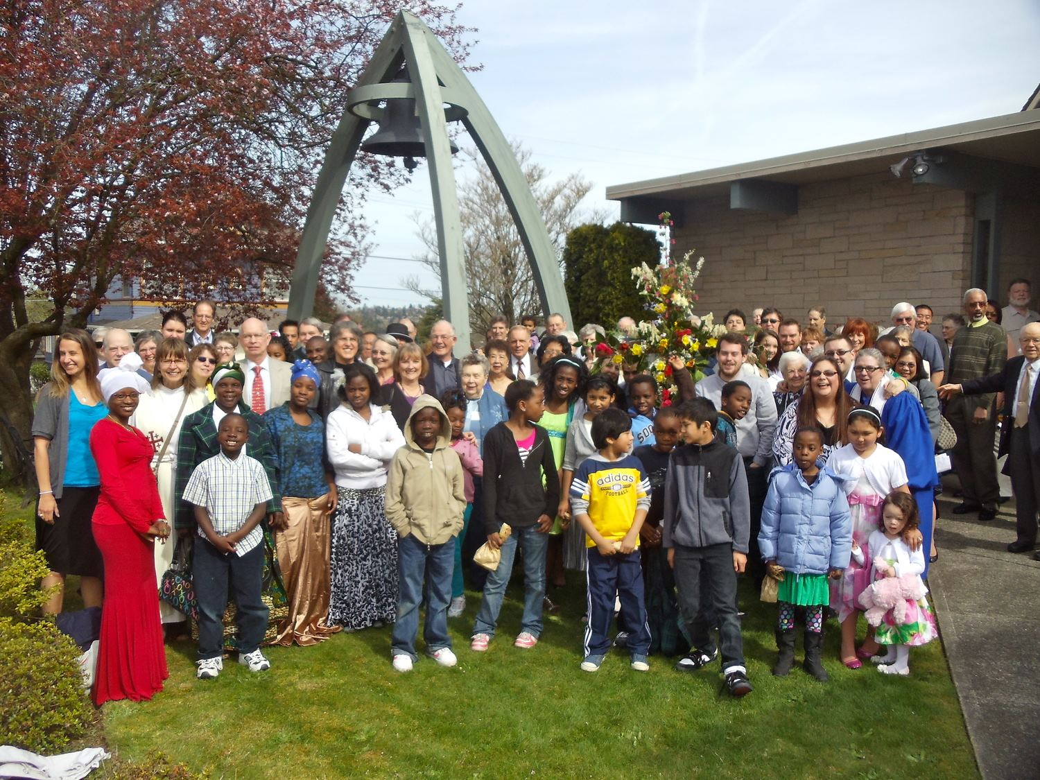 Rainier Beach Presbyterian Church - 7