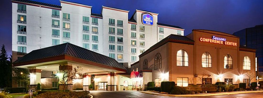 Best Western Plus Evergreen Inn - 1