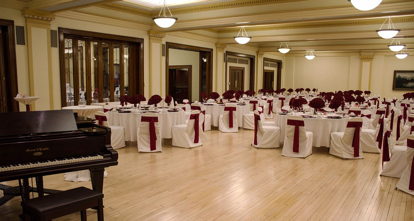 Scottish Rite Masonic Center - 2