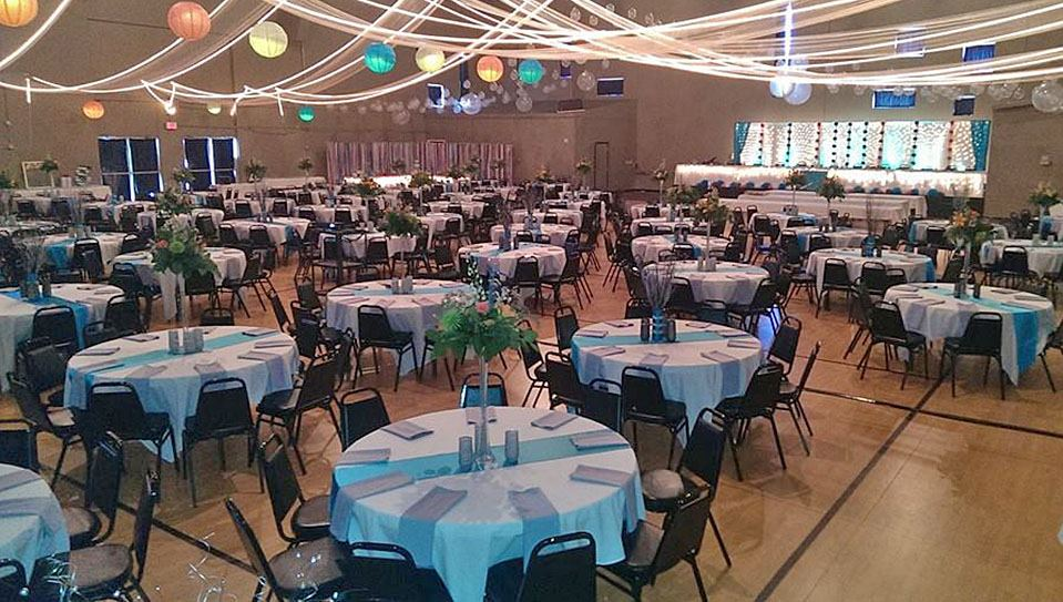 Courtside Banquet Hall - 5