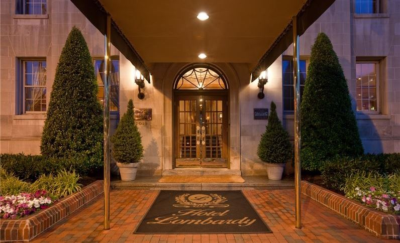 Hotel Lombardy - 2