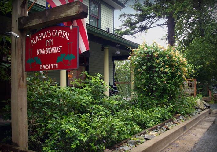 Alaska's Capital Inn Bed And Breakfast - 4