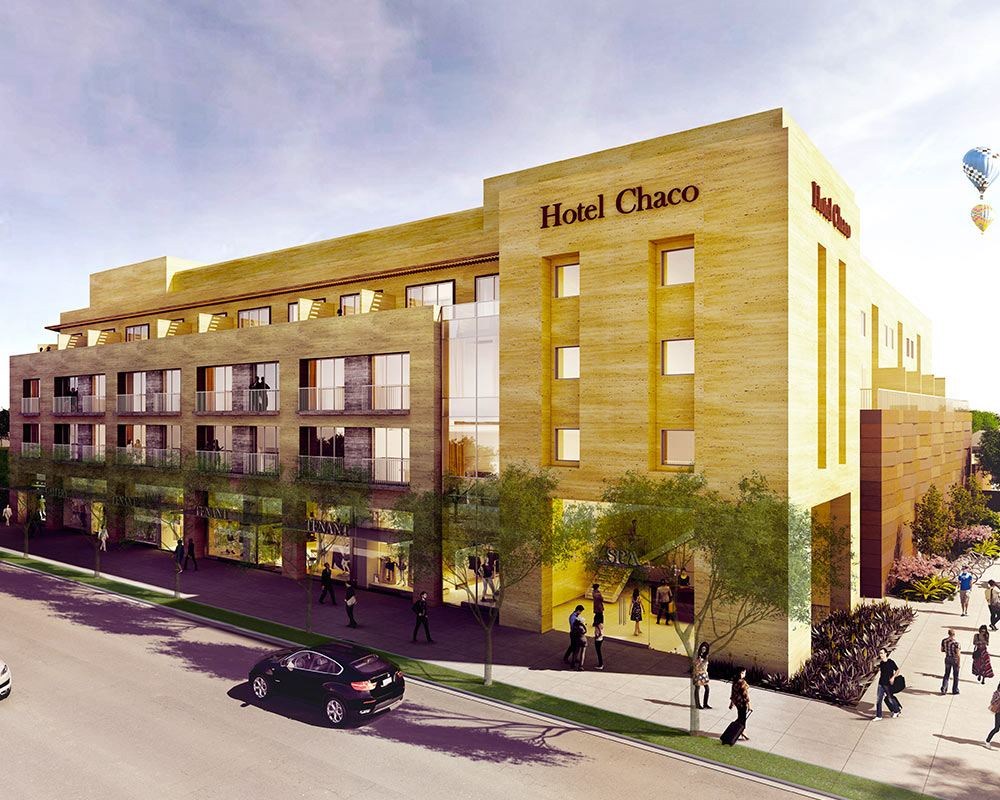 Hotel Chaco - 2