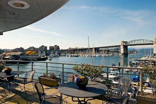 False Creek Yacht Club - 2
