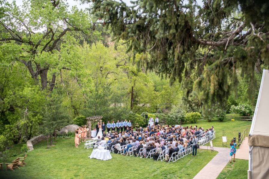Wedgewood Weddings Boulder Creek - 4