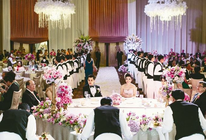 Hotel Mulia Senayan Kota Jakarta Pusat Jk Wedding Venue