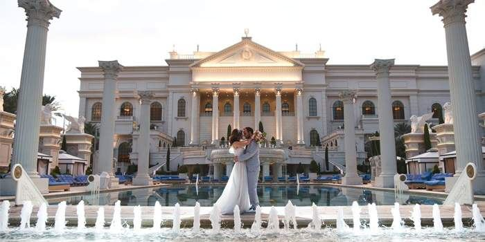 Caesars Palace Wedding Receptions - 4
