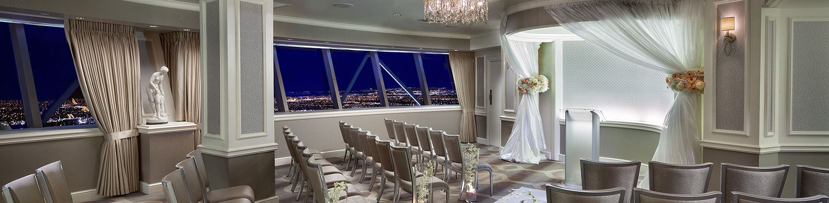 Chapel in the Clouds at the Stratosphere Hotel - 7