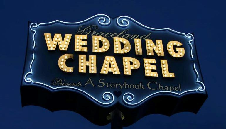 A Storybook Wedding Chapel - 1