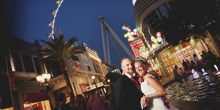 High Roller Weddings at The Linq - 5