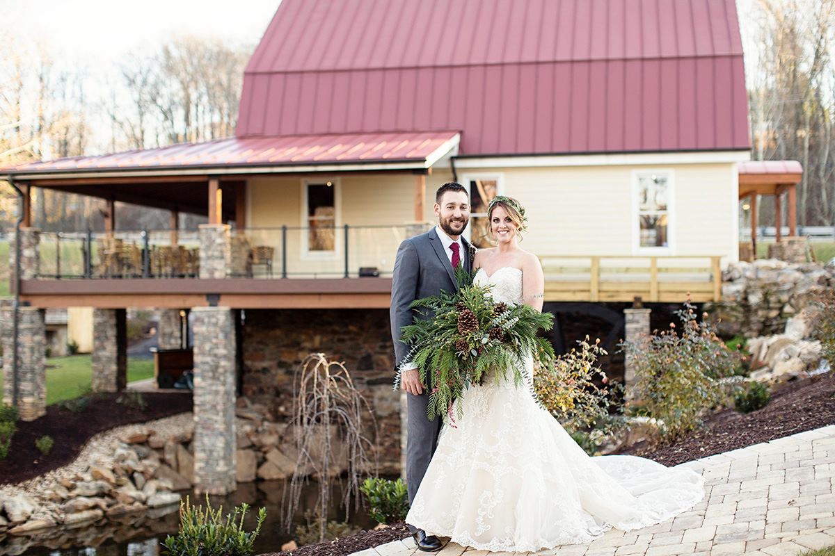 Bella Rose Plantation Lynchburg Va Wedding Venue