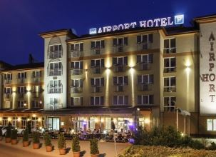 Airport Hotel Budapest - 1