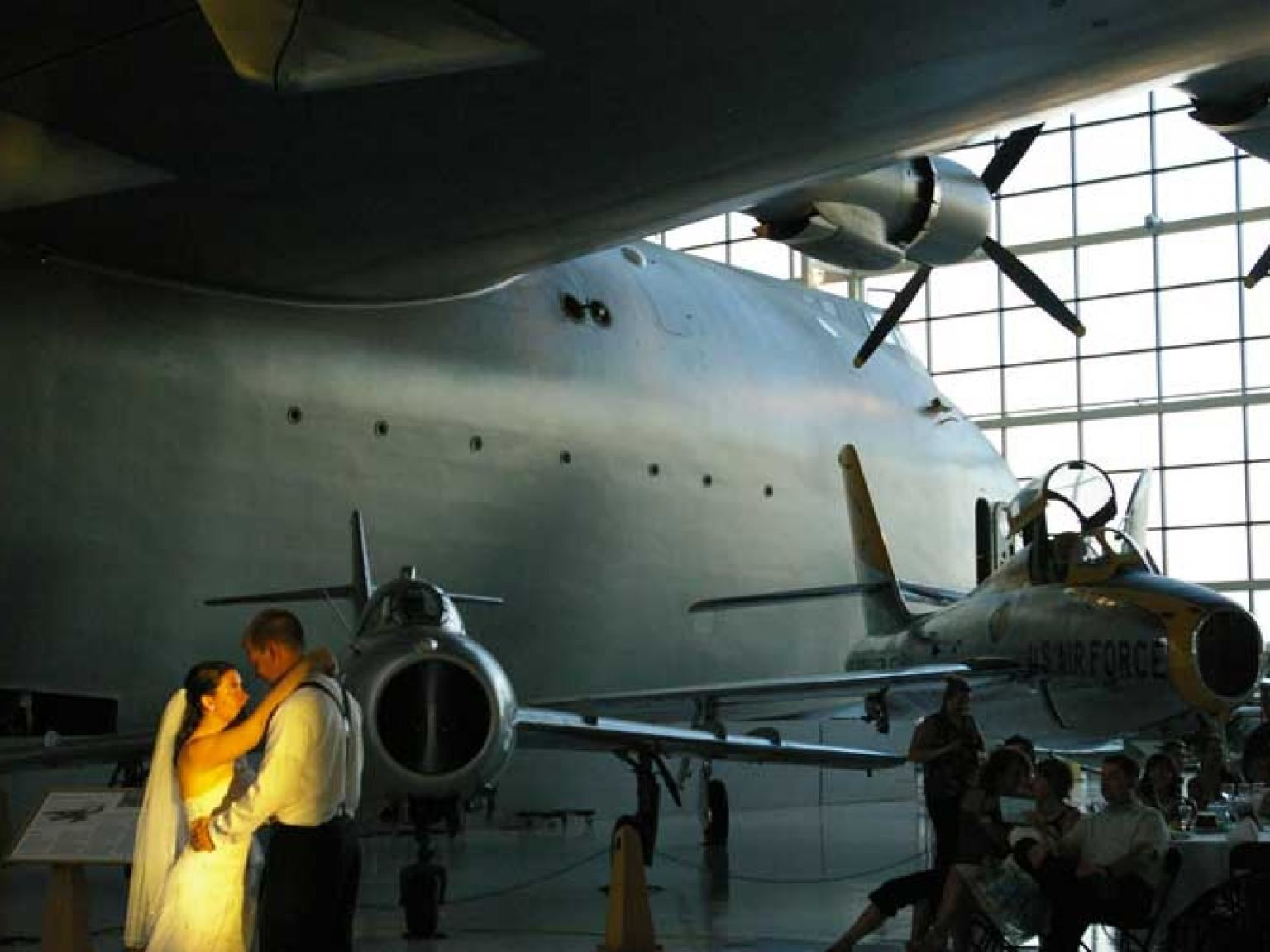 Evergreen Aviation & Space Museum - 7
