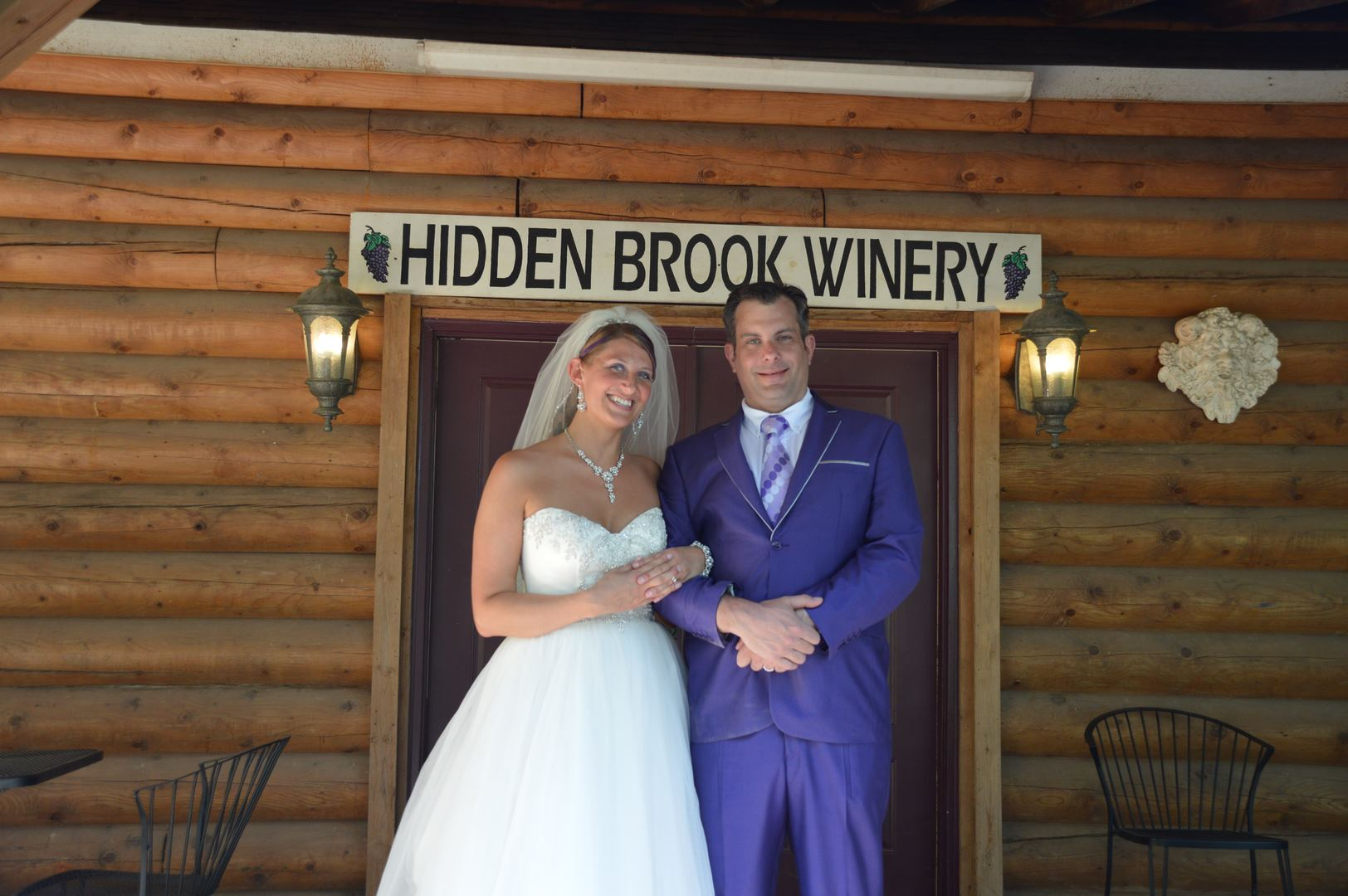 Hidden Brock Winery - 1