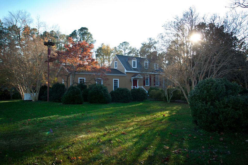 Cary Hill 1741 - 1