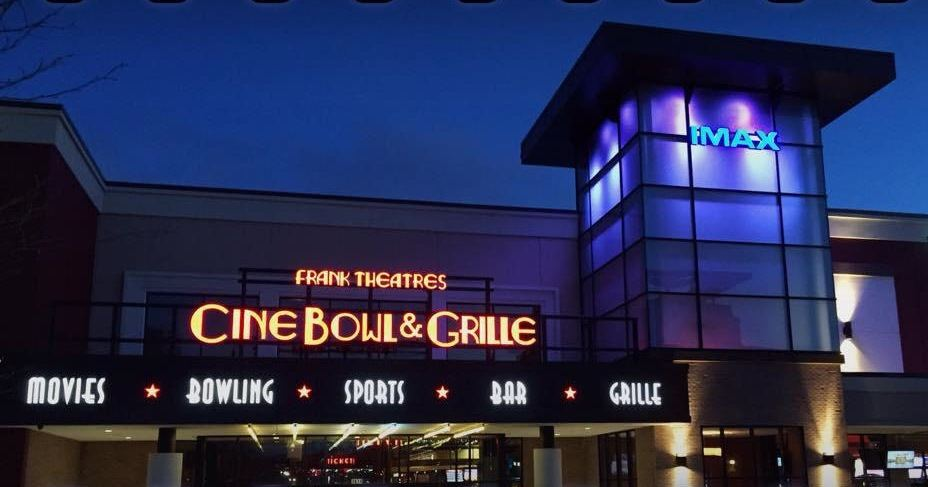 Frank Theatres Cinebowl Grille - 1