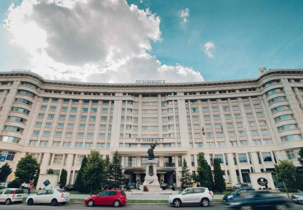 JW Marriott Bucharest Grand Hotel - 2