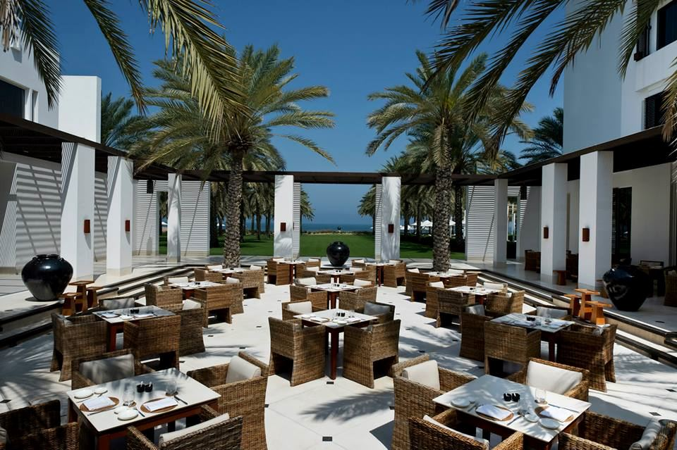 The Chedi Muscat - 2