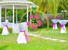 Cap Estate Garden Weddings - 7