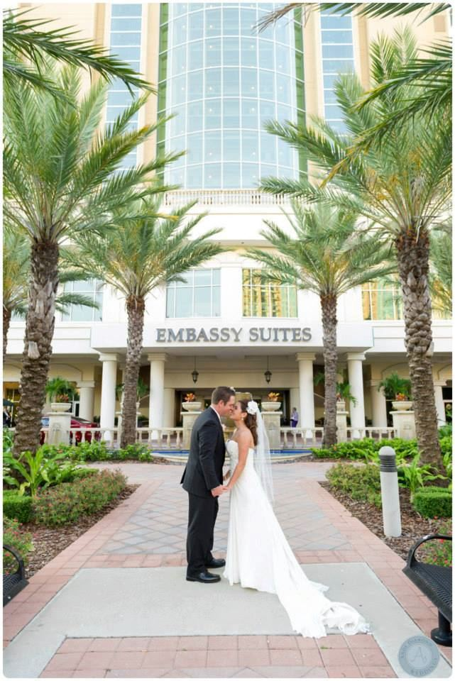 Embassy Suites by Hilton - Tampa Downtown - 1