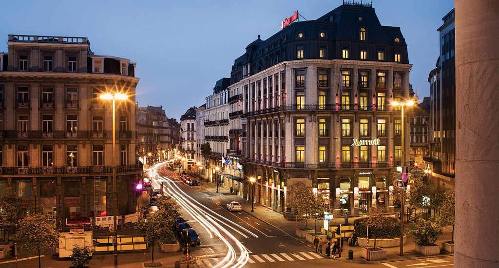Brussels Marriott Hotel Grand Place - 2