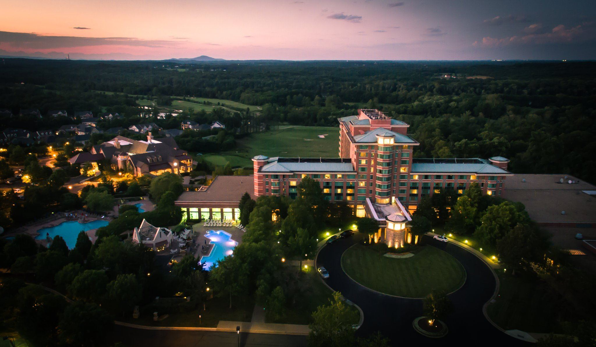 Lansdowne Resort and Spa - 1