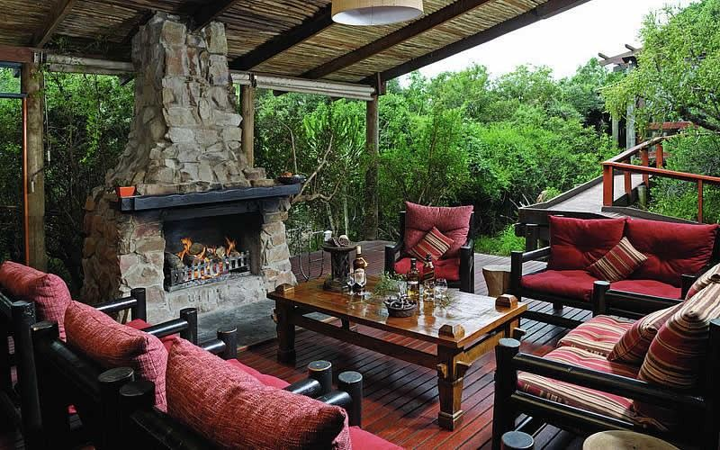 Kariega Game Reserve - Main Lodge - 2