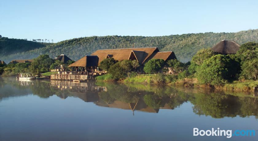 Kariega Game Reserve - Main Lodge - 1
