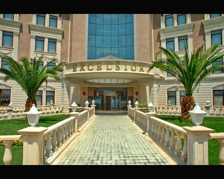 Excelsior Hotel and Spa Baku - 1