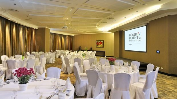 Four Points by Sheraton Lagos - 2